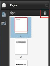 online delete pdf pages konwerter