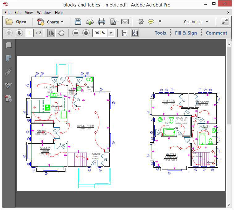 How to convert dwg to pdf Opensource cad dwg