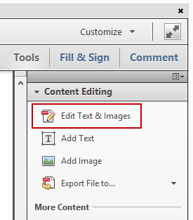 Can I Edit A Pdf >> How To Edit A Pdf File With Pdf Converter Elite