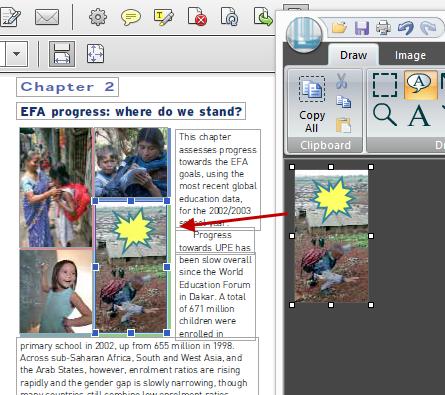how to edit pdf image file