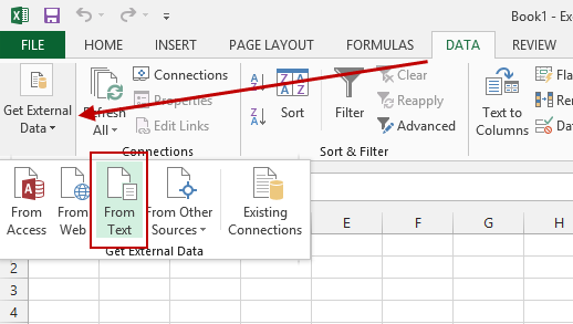 How to Export to Excel