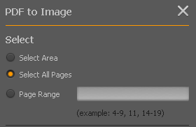 Select All Pages