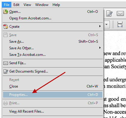 How to ask permission of pdf?