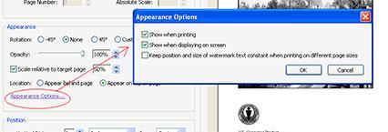 remove text watermark pdf file