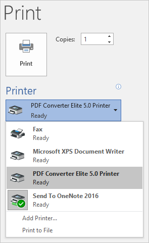How to Convert Docx to PDF – Word to PDF Converter
