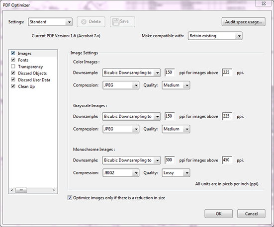 PDF Optimizer