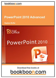 MS PowerPoint 2010 free turtorial