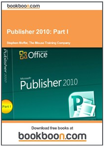 MS Publisher 2010 guide