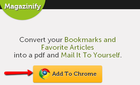 Convert bookmarks to PDF