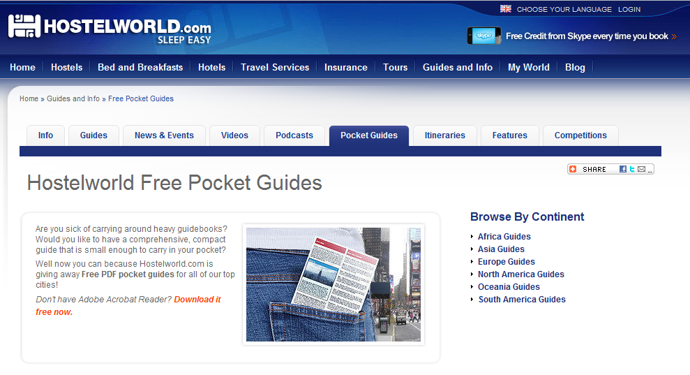 pdf travel guides free