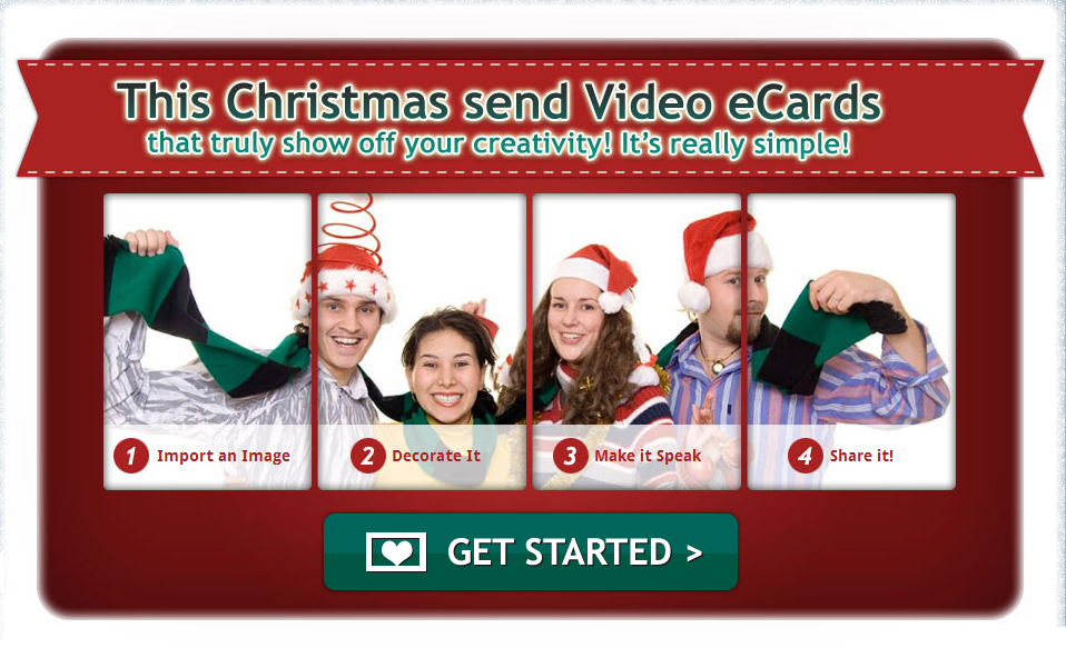 How to make christmas photo cards online for free ukran five websites to create christmas video cards free m4hsunfo