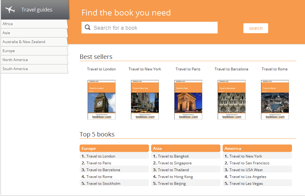 free quality travel guides