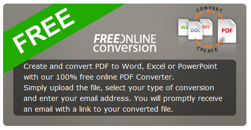 conversion pdf to word online