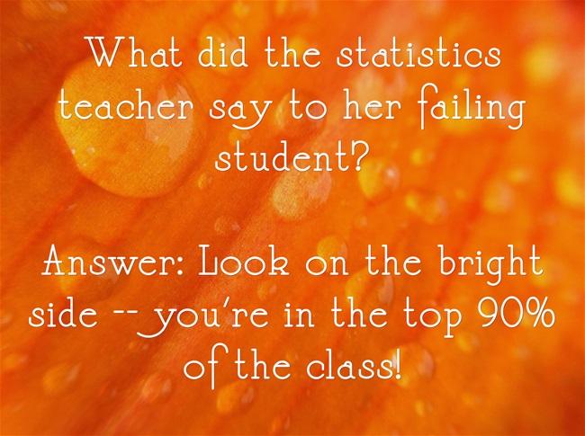 teach statistics
