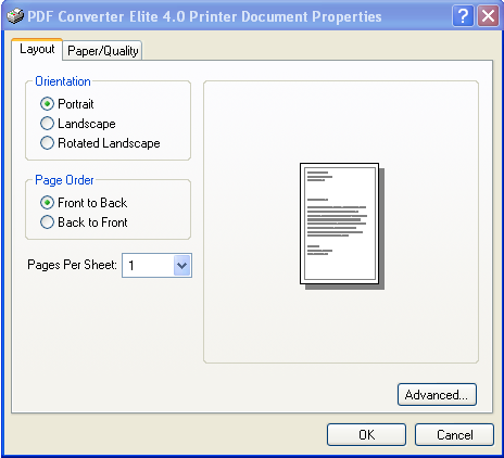 pdf document properties