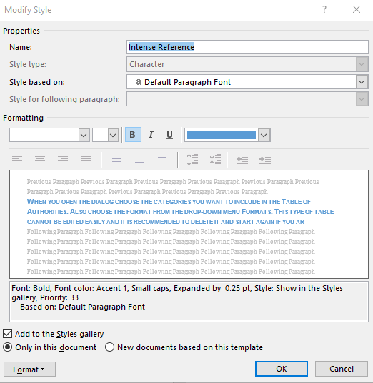 Legal Document Formatting Tips for MS Word 2016