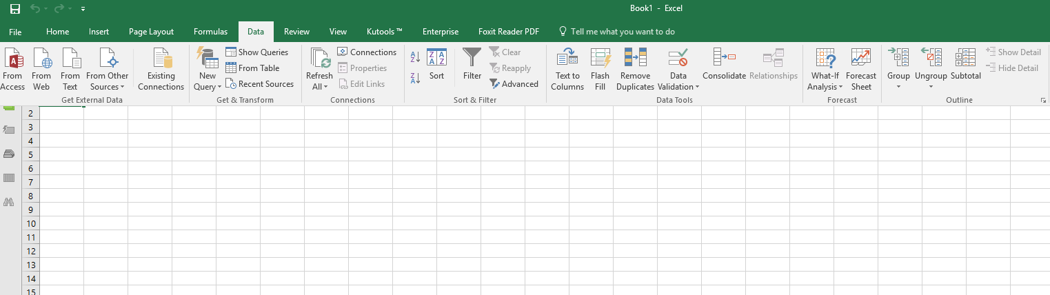 split cells in excel