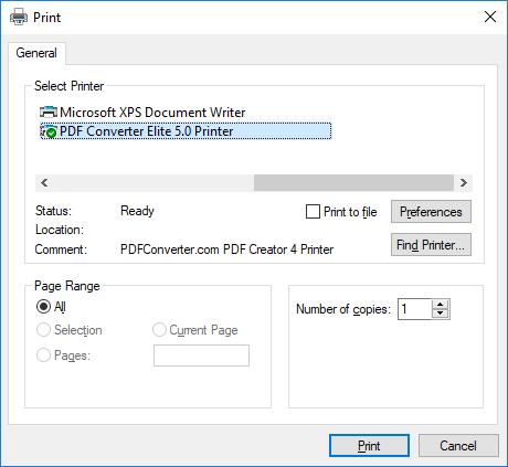 convert oxps to pdf online free