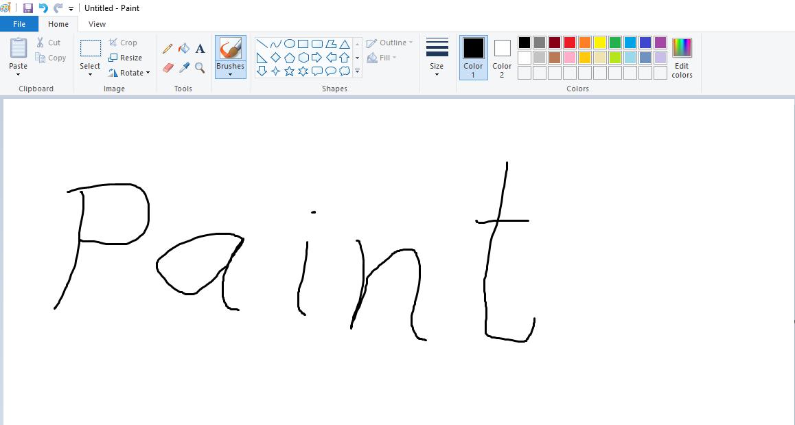 ms paint alternatives