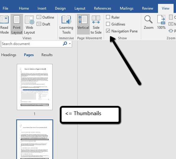 how to delete a page in word a detailed tutorial made for everyone
