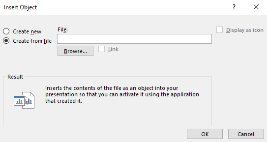 how to insert pdf