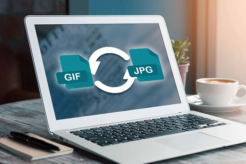 GIF to JPG online