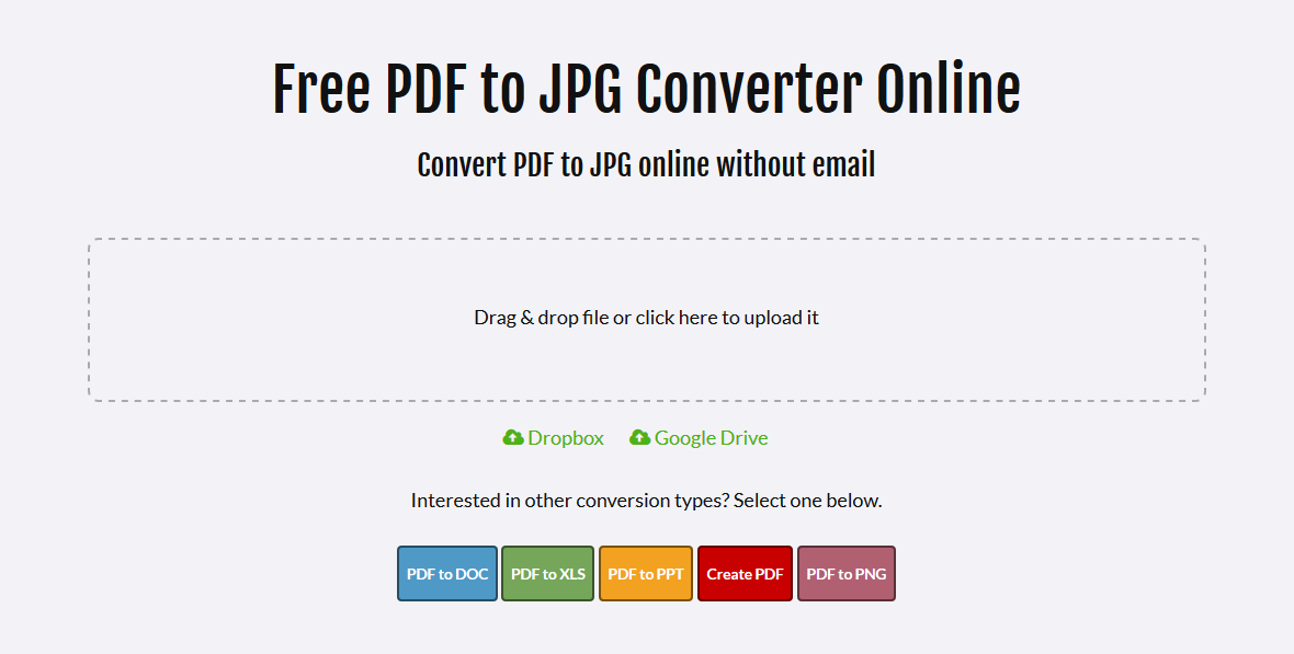 How to Convert PDF to JPG online or with PDF Converter Elite