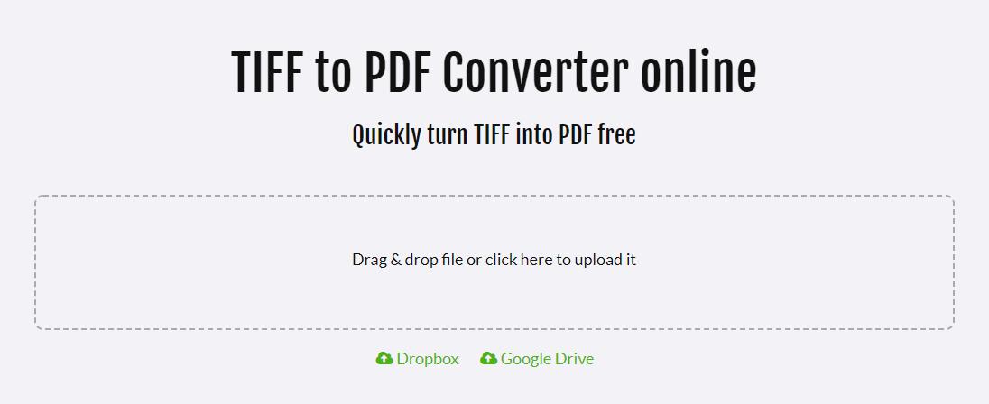 tiff to pdf online